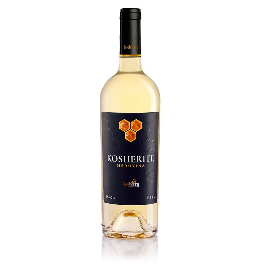 бяло вино от мед